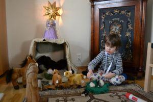 Lapsi ja jouluseimi