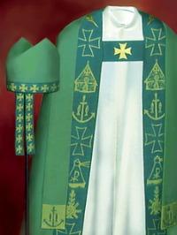 Turun arkkihiippakunnan piispan kaapu