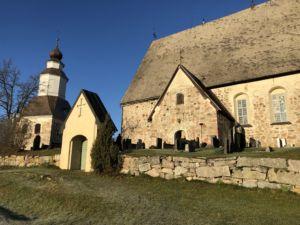 Sauvon kirkko